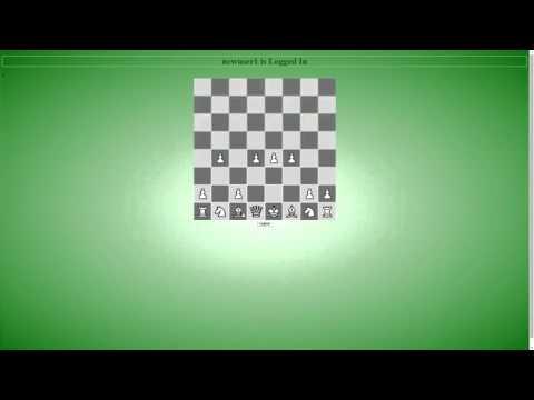 CSC212 Project Presentation - Competitve Chess Online