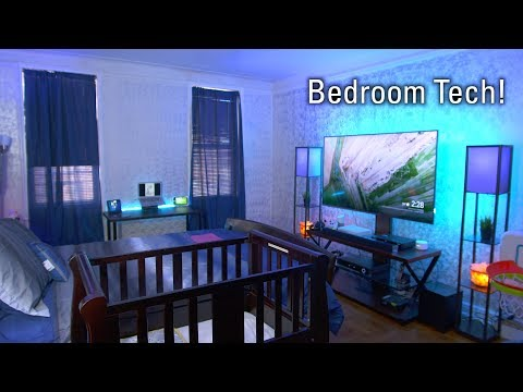 Teching Out A NEW Bedroom! (2018)