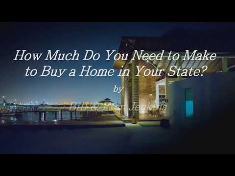 Las Vegas Homes For Sale | How Much Do You Need to Make to Buy a Home in Your State?