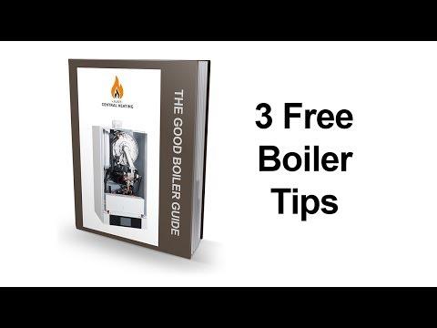 3 Free Boiler Tips