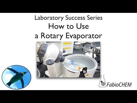 How to Use a Rotary Evaporator (Rotavap)