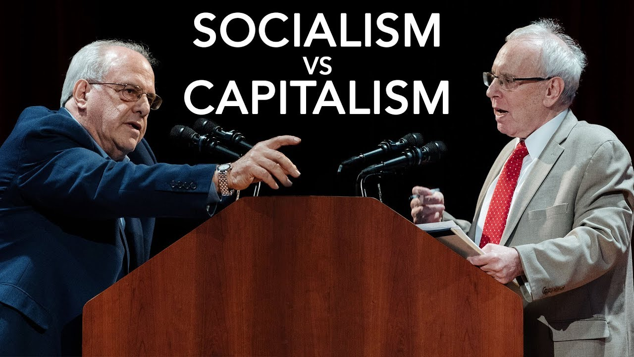 Capitalism vs. Socialism: A Soho Forum Debate