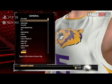 NBA 2K15 Crew Mode is Back W/ Legends for PS3/Xbox 360