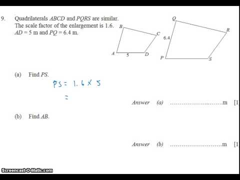 GCE NA Level 2010 P1 Q9