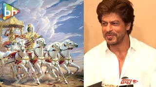 """""""I Hope My Children Learn About Religion On Their Own"""": Shah Rukh Khan"""