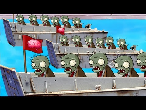 Plants vs. Zombies - D-Day