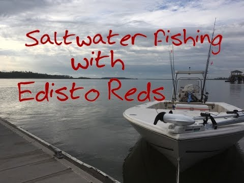 Targeting Tarpon and Shark with Edisto Reds Inshore Fishing