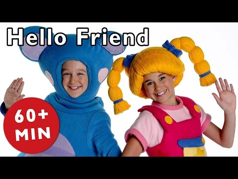 Xxx Mp4 Hello Friend And More Nursery Rhymes From Mother Goose Club 3gp Sex