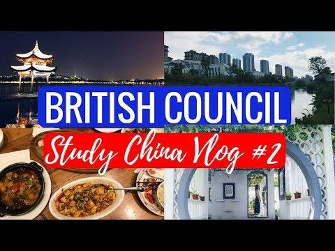 STUDY CHINA VLOG #2: WUZHEN, TECH START-UPS & GRANDMA'S HOME | viola helen