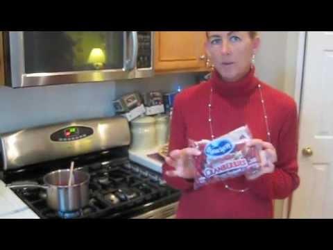 Homemade Sugar Free Cranberry Sauce