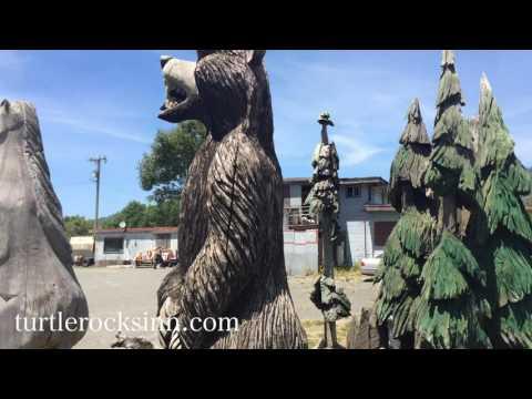 Orick California and Redwood National Park Tour 2016