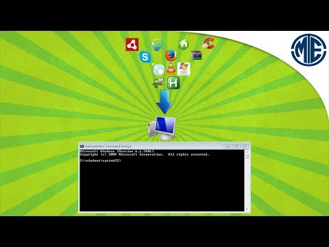 How to install software directly from command prompt