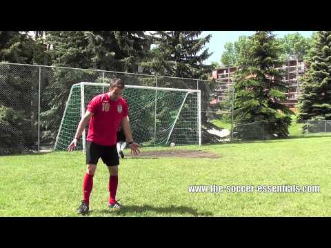 How To Shield The Ball In Soccer