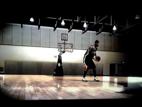 NBA 2K12 My Player Jordan Shoe Commercial