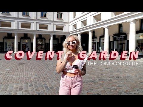 MY FAVOURITE NON-TOURIST SPOTS IN COVENT GARDEN | The London Guide