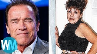 Top 10 Celebrities That CHEATED With Assistants or Nannies