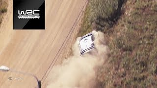WRC - Neste Rally Finland 2018: Best of Action!