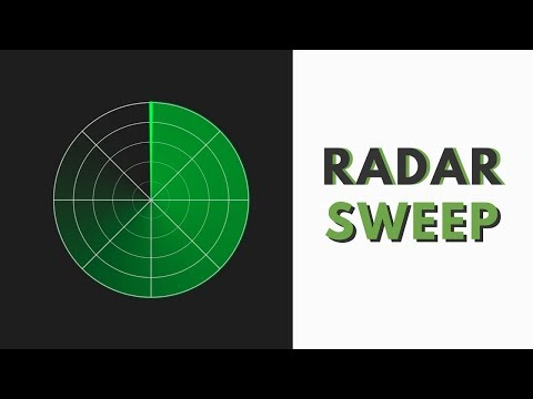 Radar Sweep - Motion 5 Tutorial (Free Project File Included)