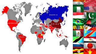 Future World Populations (2050)