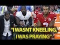 Ray Lewis Claims He Wasnt Kneeling For Colin Kaepernick Or Teammates, He Was