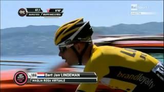 Giro de Italia 2015. Etapa 2. Albenga - Genova Rai Tv