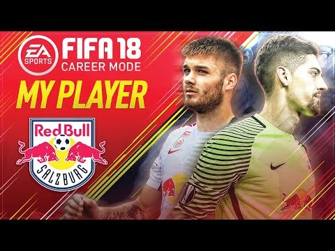 FIFA 18 | My Player Career Mode | S1E1 | SIGNING FOR SALZBURG!