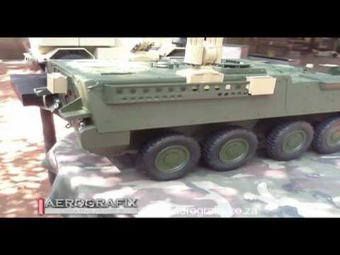 1/6 scale Stryker part 1