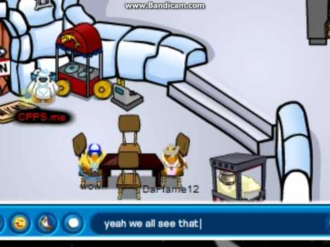 Club Penguin PH (Puffle Handler) Interview