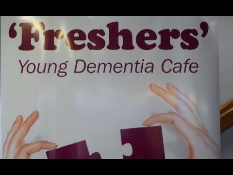 The FYLDE COAST Dementia Hub People 'Peter Lyttle' Freshers Young Dementia Cafes