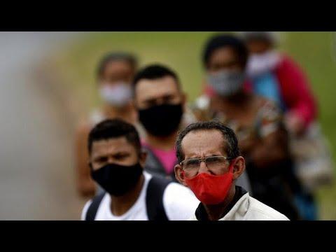 Covid-19 in Brasilien: Beerdigen als Fließbandarbeit