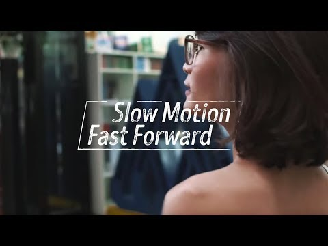 Hướng dẫn Slow motion và Fast forward // Adobe Premiere CC