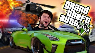 GTA 5 - NEVER THOUGHT I