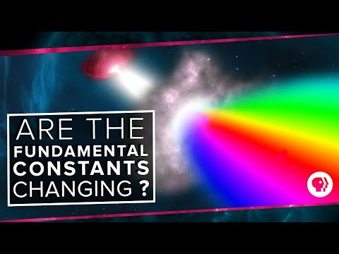 Are the Fundamental Constants Changing?