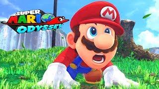 "Nintendo ""Super Mario Odyssey"" Wows E3 2017, EA Play CRINGE FAILS   What"