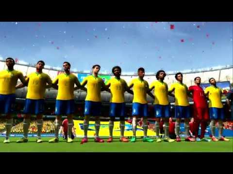 FIFA WORLD CUP 2014 SINGAPORE VS BRAZIL