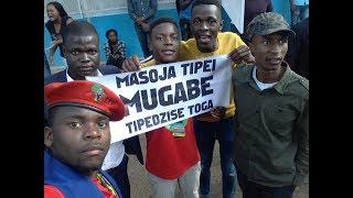 Robert Mugabe`s fall in less than a week with AlJazeera