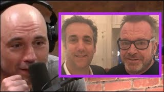 Joe Rogan - Tom Arnold is Taking Down Trump with Michael Cohen?
