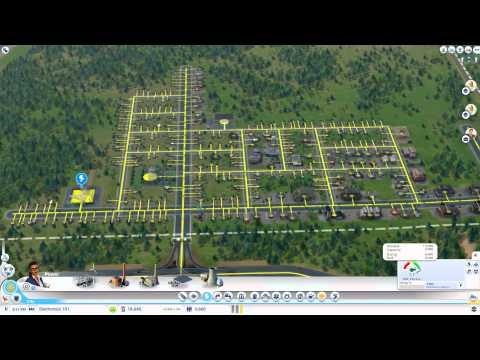 Sim City (2013) Strategy & Tips - Electronics Tutorial Part 1