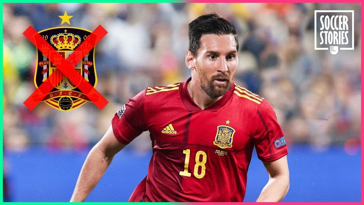 How Messi nearly played for Spain until a phone call changed everything! | Oh My Goal