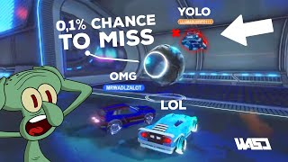POTATO LEAGUE #96 | TRY NOT TO LAUGH Rocket League MEMES and Funny Moments