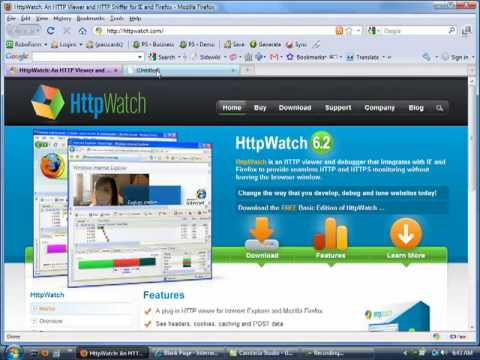 CoolTipsToday.com - HTTP Watch seeing what's happening between the broswer and server