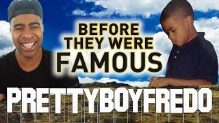 PRETTYBOYFREDO - Before They Were Famous - YouTuber