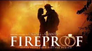 Fireproof Official Trailer (2008)