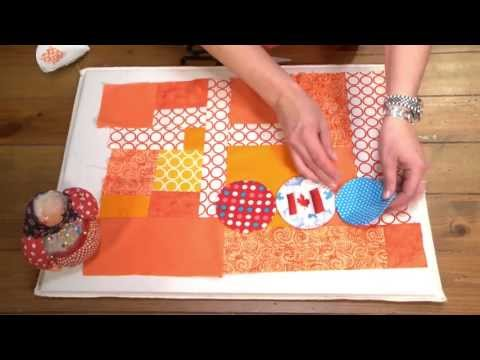 Stash Busters | Modern Quilting Ideas with Cheryl Arkison, Contemporary Quilter