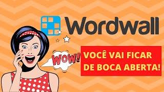 Como usar o WORDWALL nas aulas a DISTÂNCIA! |Um dos MELHORES que eu já vi!!|