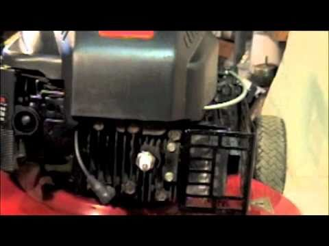 Replace Your Mower Spark Plug!
