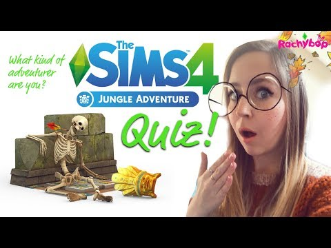 The Sims 4 Jungle Adventure: What kind of adventurer are you?