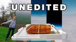 2½ Hours of Unedited Garlic Bread Flight Footage