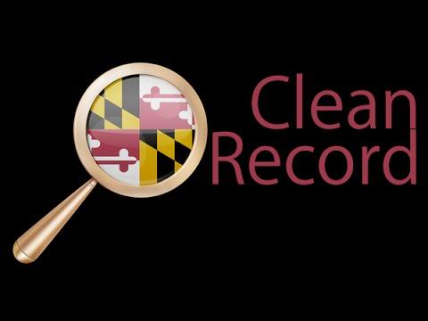 CleanRecordMD.com | Online Maryland Expungement Service
