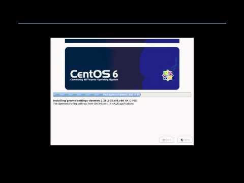 Install & Setup CentOS 6.4 (Basic Server Installation)